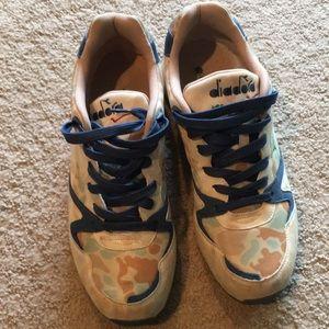 Camo Diadora Men's sneakers